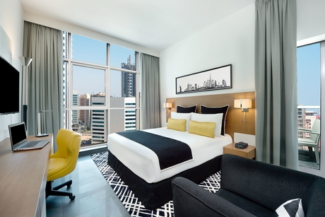 TRYP by Wyndham offers 24-hour late checkout