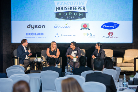 Photos: Highlights from the 2019 Executive Housekeepers Forum