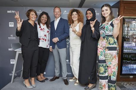 Photos: Radisson Blu Dubai Waterfront media breakfast