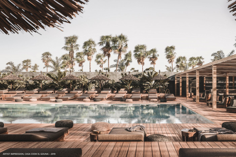 Thomas Cook to open two hotels in Egypt