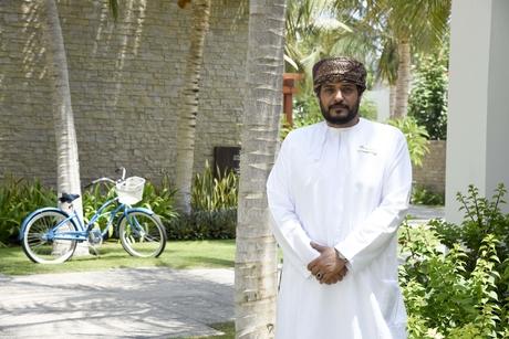 In conversation with: Moammer Al Shanfari, purchasing officer, Al Baleed Resort Salalah by Anantara