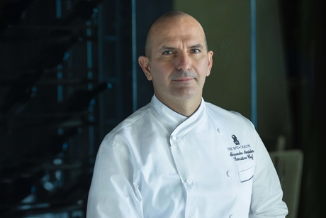 Ritz Carlton Abu Dhabi, Grand Canal appoints executive chef
