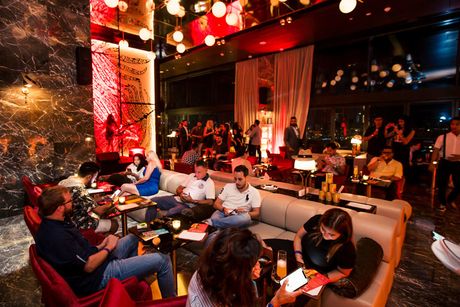 Photos: Grand Plaza Movenpick's 'Halfway to Havana' ladies night