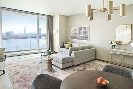 Photos: Intercontinental Residence Suite's refurbishment