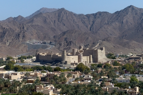 Temporary tourism centres set up by Oman's Ministry of Tourism