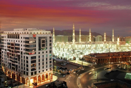 Madinah's Millennium Hotels renovate to serve Umrah pilgrims