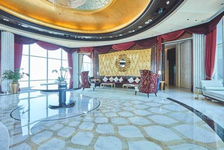 PHOTOS: Inside St. Regis Abu Dhabi