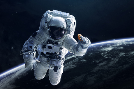 DoubleTree's cookie blasts into space