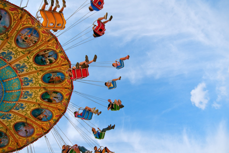Amusement parks top staycation spots in UAE