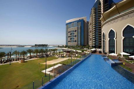 Children's summer camp at Bab Al Qasr Hotel in Abu Dhabi