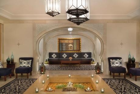 Photos: The Spa at Ritz Carlton Dubai