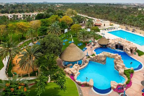 Danat Al Ain Resort hosts summer camp for children