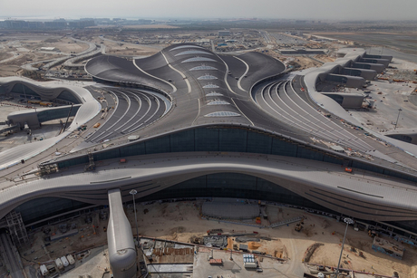 Full-scale trials conducted at Abu Dhabi's Midfield Terminal Complex
