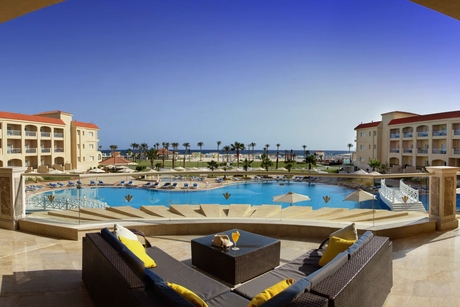 Rixos Alamein in Egypt receives a facelift