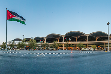 Jordan's Queen Alia International Airport opens 12 visa processing counters