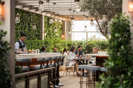 Win a brunch for two at Mina Brasserie in Dubai!