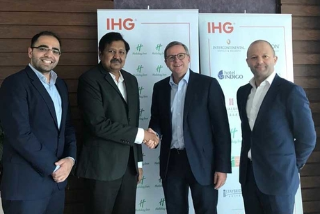 IHG signs new midscale hotel with Holiday Inn Dubai Deira Islands