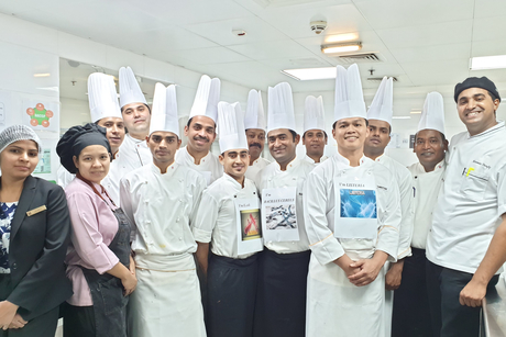 Millennium Plaza Hotel, Dubai organises food safety week