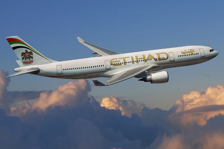 Etihad to incease capacity to Beirut following removal of a travel ban