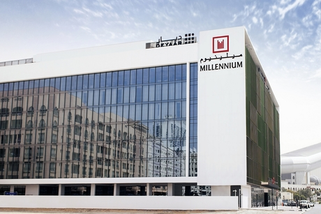 Work on Deyaar's Millennium Al Barsha Hotel completed