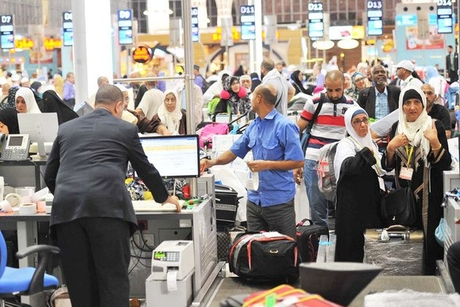 Modern technology reducing pilgrim congestion at Saudi airports