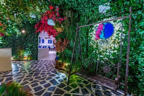 Photos: The Opa Santorini brunch package