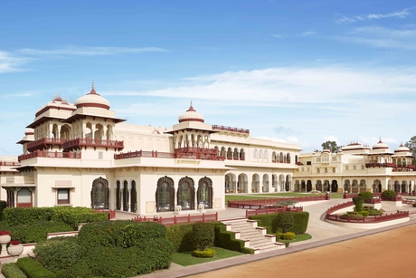 Photos: Explore the Taj Hotels in Jaipur and Hyderabad