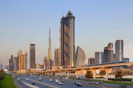 Photos: Glimpses of the JW Marriott Marquis, Dubai