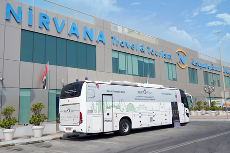 Nirvana Travel & Tourism organises blood donation campaign