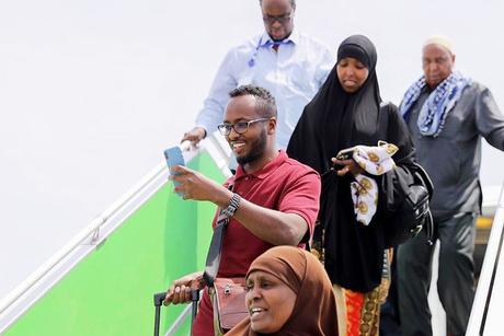 1.25 million Haj pilgrims arrive in Saudi Arabia