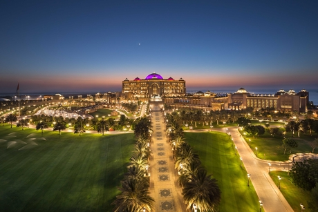 Emirates Palace named as world's leading conference hotel