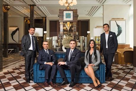 Waldorf Astoria DIFC: Sky high hospitality