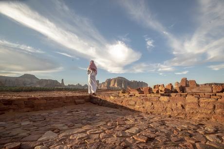 Saudi Arabia opens its doors