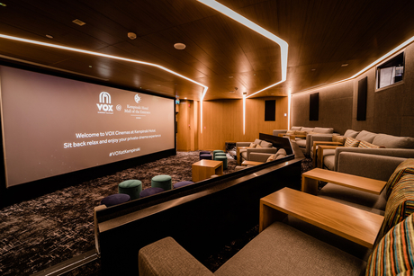 VOX Cinemas at Kempinski Hotel Mall of the Emirates launches private dining