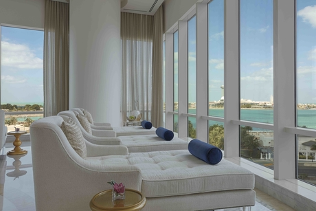 Summer spa offers at St. Regis Abu Dhabi