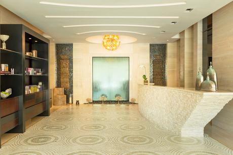 Photos: Iridium Spa, St, Regis Saadiyat Island Resort
