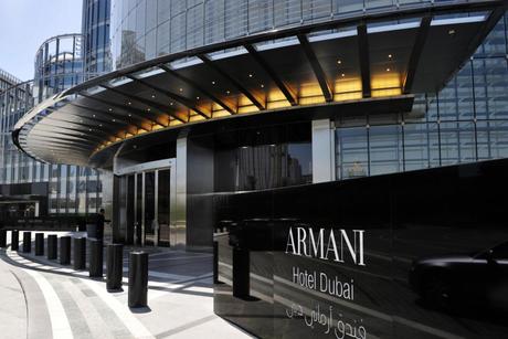 New restaurant opens at Armani Hotel Dubai