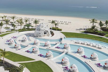 W Dubai – The Palm announces dry day