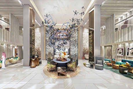 Andaz Dubai The Palm confirms opening date