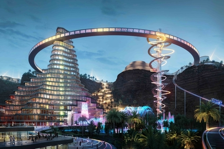 Saudi's Qiddiya is selecting five hotel chains to be part of Six Flags Theme Park
