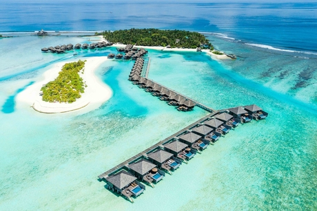 Photos: Anantara Veli, Maldives