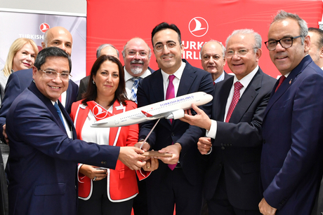 Turkish Airlines adds Mexico City and Cancún to flight network
