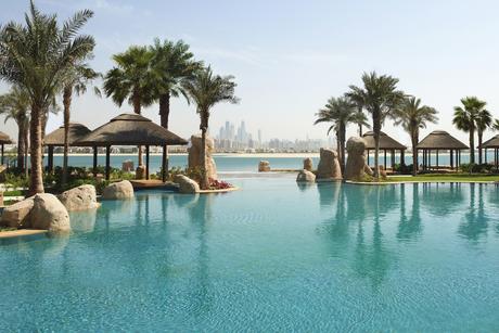 Dubai's Sofitel The Palm introduces beach and pool offers