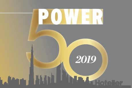 Hotelier Middle East Power 50 2019: 40 - 31