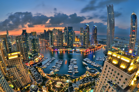 2.8 million UK residents to visit the GCC in 2024