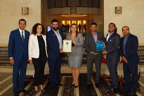Raffles Dubai receives Green Key Certification