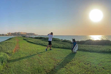 Hilton Ras Al Khaimah Resort and Spa launches eco-friendly golf balls