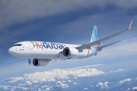 flyDubai's inaugural flight touches down in Krabi