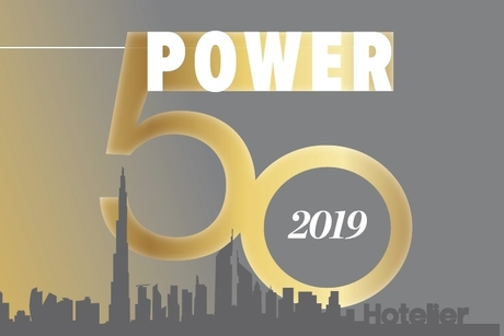 Hotelier Middle East Power 50 2019: Number 18