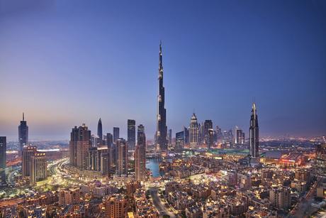 The Burj Khalifa turns 10